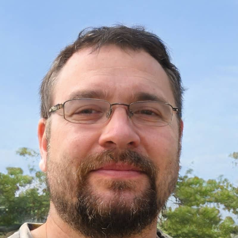 Headshot of Critical Body Tech Support staff member Andy Gardner