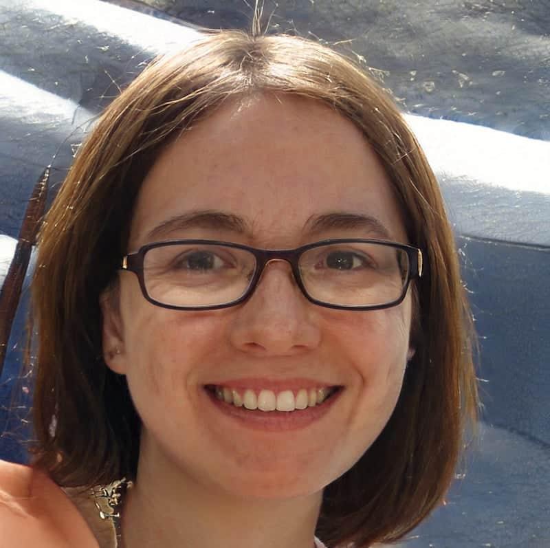 Headshot of the Critical Body Managing Editor Emily Donahue