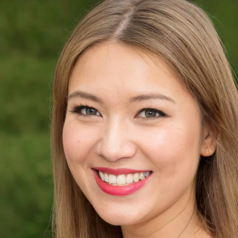 Headshot of the Critical Body Public Relations Manager Hannah Nguyen