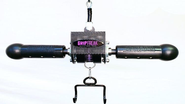 The Grip Freak Hanging Wrist Roller