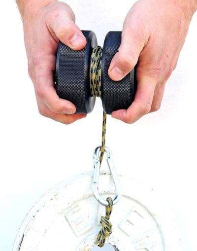 The IronMind Twist Yo' Wrist device