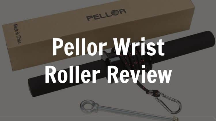 The Pellor Wrist Roller and its packaging