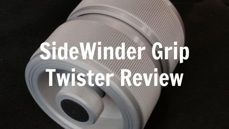 The SideWinder Grip Twister