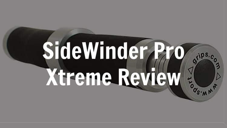 Image showing the Sidewinder Pro Xtreme wrist roller