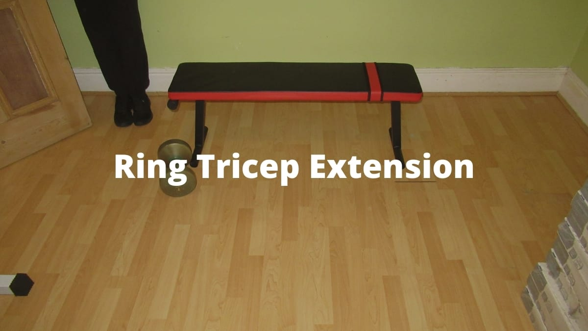 ring tricep extension